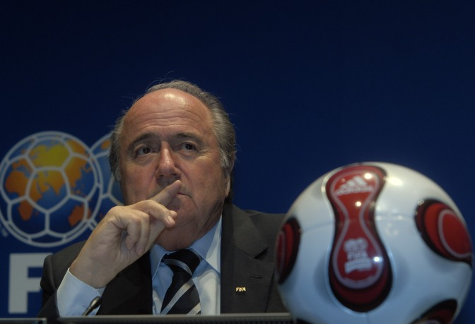 OPINION: Is there still life in Sepp Blatter after FIFA scandal escalates?