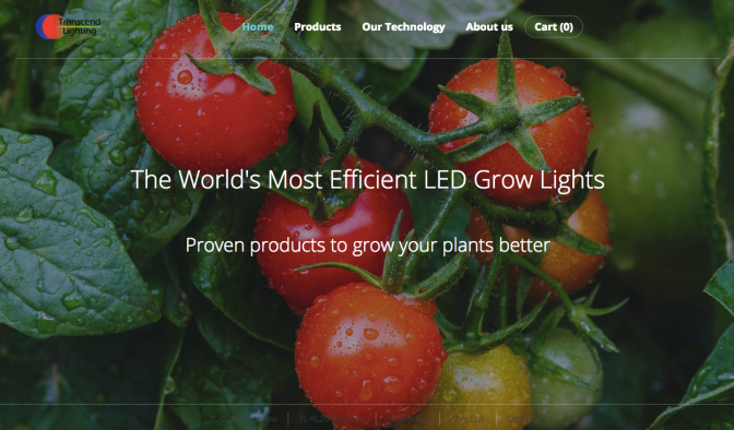 YC-Backed Transcend Launches An Extra Efficient LED Light For Indoor Farmers
