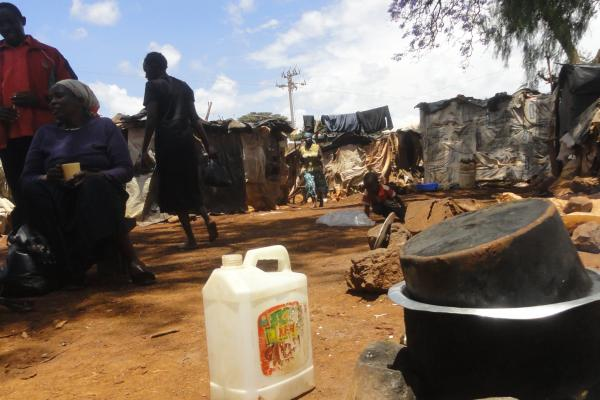 Kenya: Cry Of IDPs Eight Years On