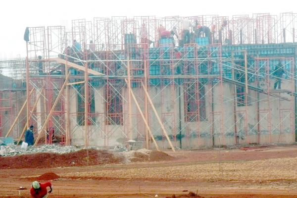 Kenya: Ruto Building sh1.2 Billion Home In Uasin Gishu