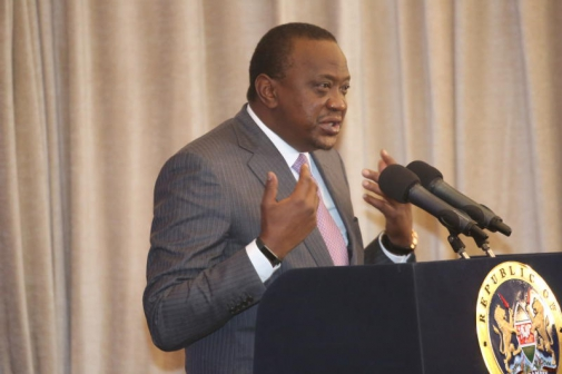 Only President Uhuru Now Stands Between Borrowers And Low Interest Rates
